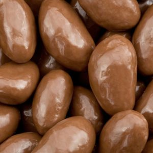 Milk Chocolate Covered Brazil Nuts Retro Sweets