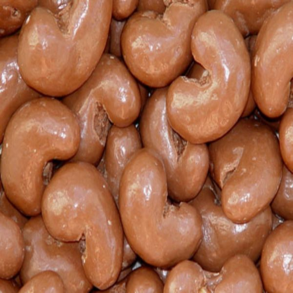 Milk Chocolate covered Cashew Nuts Retro Sweets