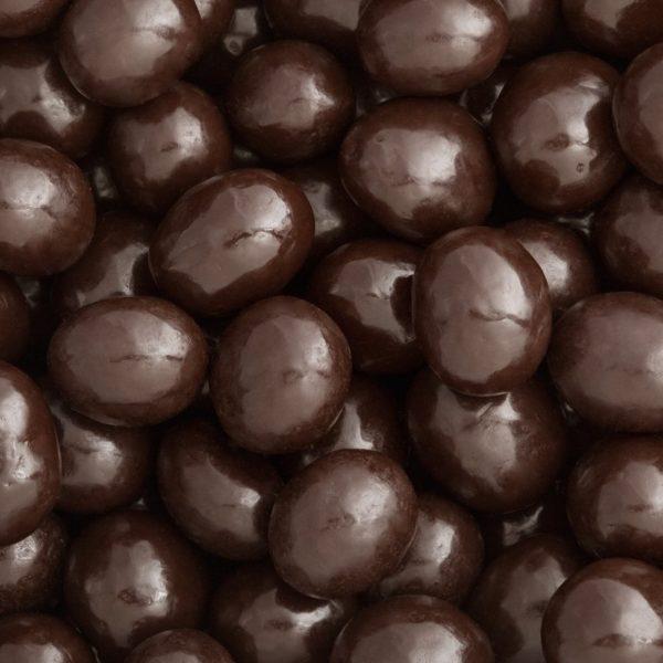 Dark Chocolate Covered Coffee Beans Retro Sweets