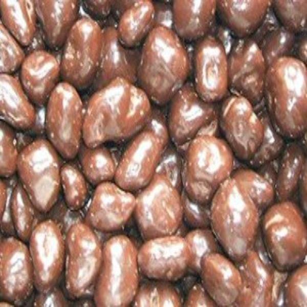 Dark Chocolate Covered Ginger Retro Sweets