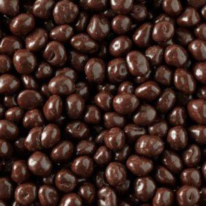 Dark Chocolate Covered Raisins Retro Sweets