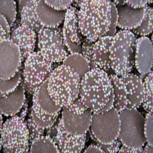 Chocolate Jazzies Retro Sweets