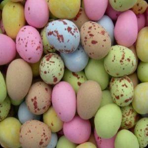 Chocolate Mini Eggs Retro Sweets