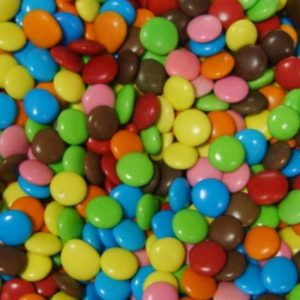 Milk Chocolate Beans Like Smarties Retro Sweets