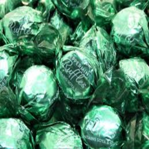 Jamesons Peppermint Ruffles Retro Sweets