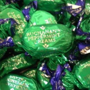 Buchanans Chocolate Peppermint Creams Retro Sweets