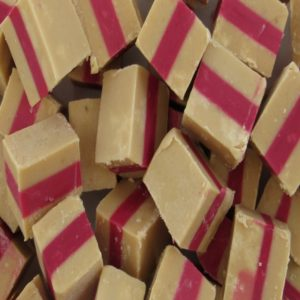 Jammie Dodger Fudge Retro Sweets