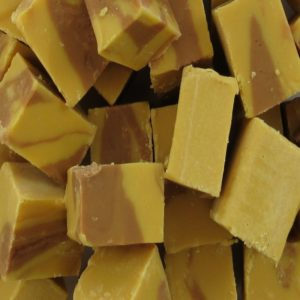Banoffee Flavoured Fudge Retro Sweets