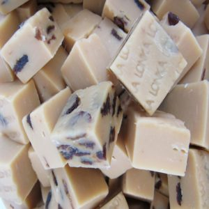 Rum And Raisin Fudge Retro Sweets