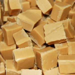 Clotted Cream Fudge Retro Sweets