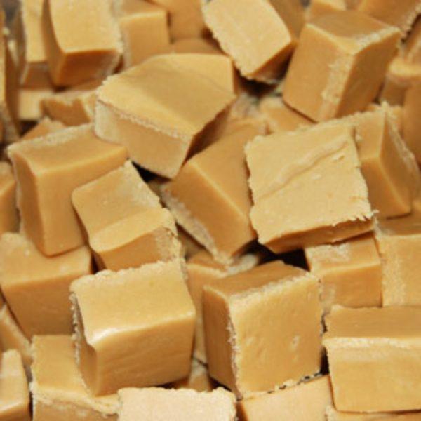 Clotted Cream Fudge Retro Sweets