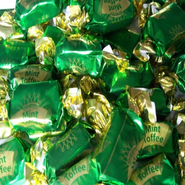 Walkers Nonsuch Mint Toffee Retro Sweets