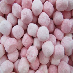 Strawberry Bon Bons Retro Sweets