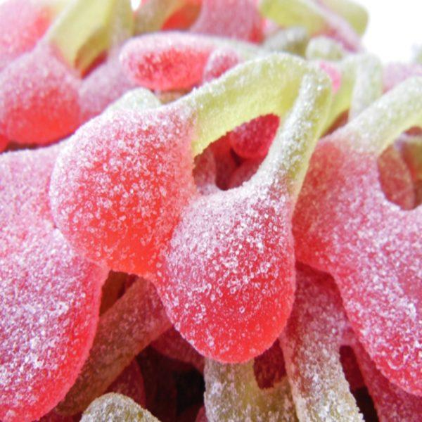 Haribo Fizzy Cherries Jelly Sweets