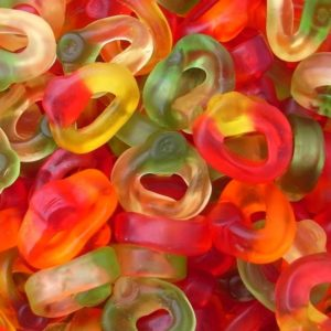 Haribo Friendship Rings Jelly Sweets