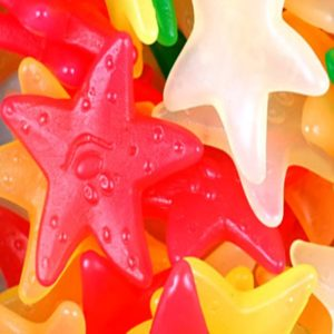 Haribo Starfish Jelly Sweets