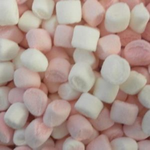 Haribo Mini Chamallows Marshmallows Retro Sweets