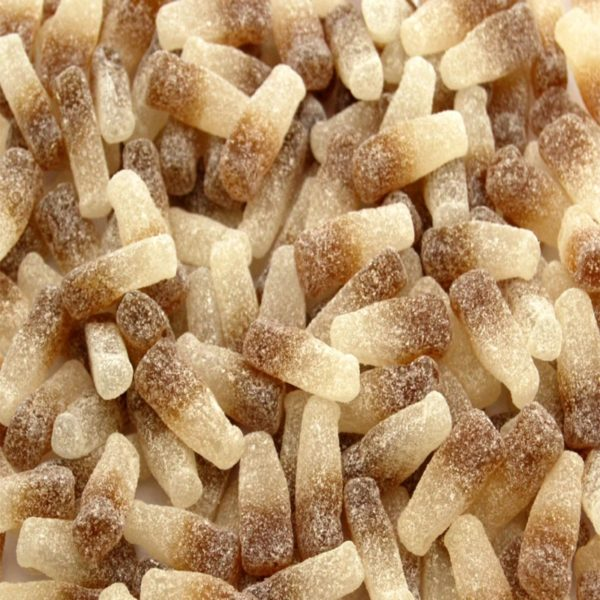 Fizzy Cola Bottles Jelly Sweets