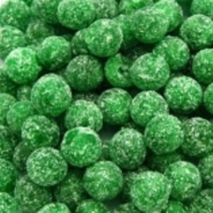Barnetts Mega Sour Apple Retro Sweets