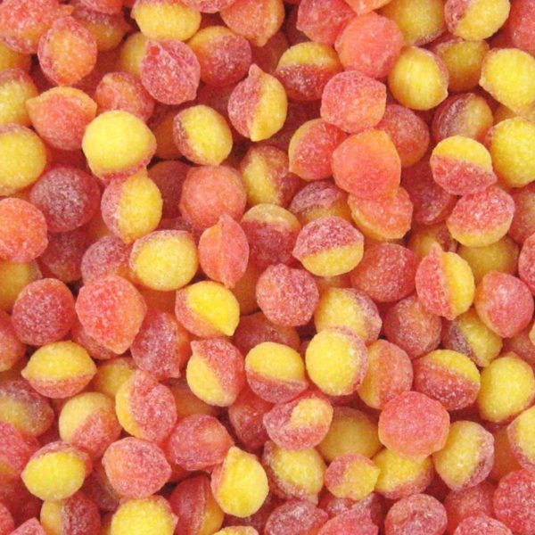 Rhubarb And Custard Pips Retro Sweets