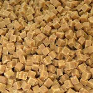 Mini Caramel Fudge Pieces Retro Sweets