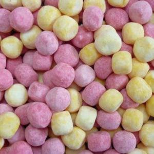Rhubarb & Custard Bon Bons Retro Sweets