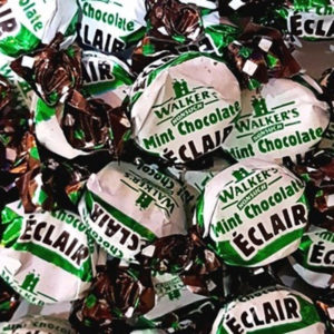 Walkers Nonsuch Mint Chocolate Eclairs Retro Sweets