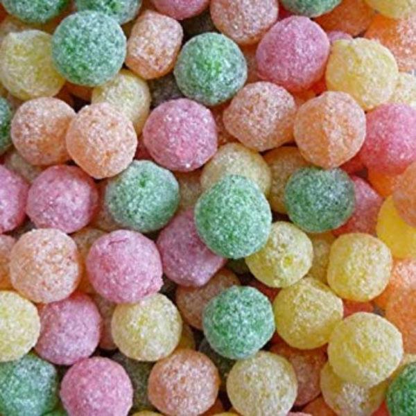 Barnetts Mega Sour Fruits Retro Sweets