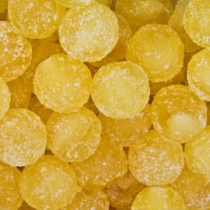 Barnetts Mega Sour Lemon Retro Sweets
