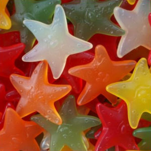Haribo Starfish Retro Sweets