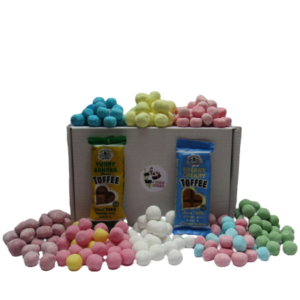 Bon Bons Sweet Gift Box of Retro Sweets