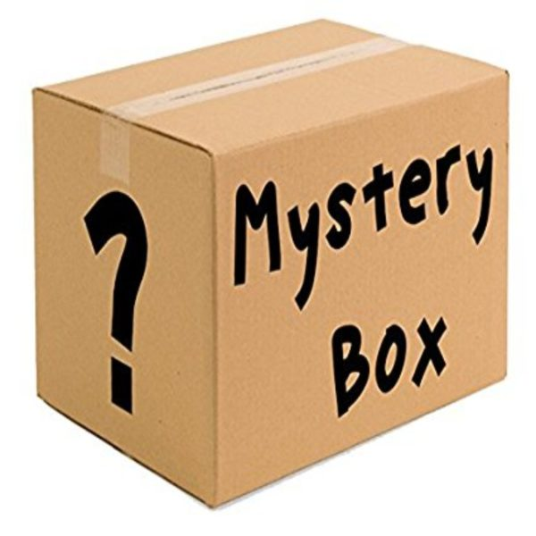 Mystery Box of Retro Sweets