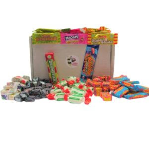 Chewy Sweet Gift Box of Retro Sweets
