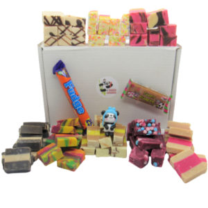 Fudge Sweet Gift Box of Retro Sweets