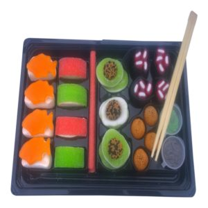Candy Sushi Retro Sweets