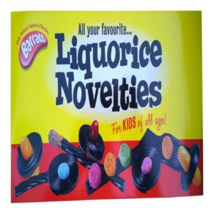 Barratt Liquorice Novelties Retro Sweets