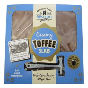Walkers Nonsuch Creamy Toffee Slab Retro Sweets