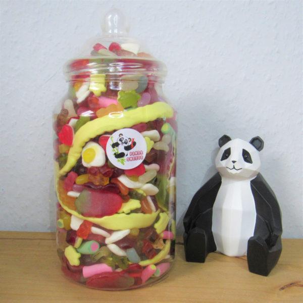 Extra Large Haribo Sweet Jar Retro Sweets