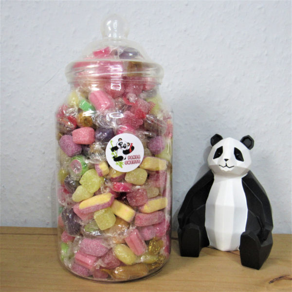Extra Large Boiled Sweet Jar Retro Sweets