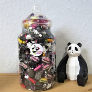Extra Large Liquorice Sweet Jar Retro Sweets