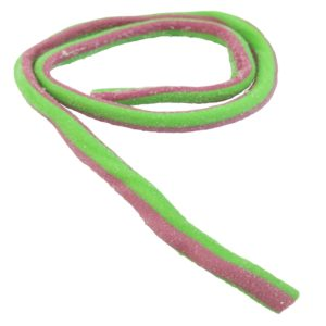 Giant Fizzy Watermelon Cable Retro Sweets