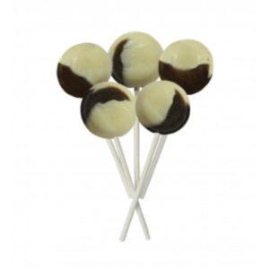 Coconut Joseph Dobson Mega Lollipop Retro Sweet