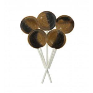 Liquorice Joseph Dobson Mega Lollipop Retro Sweets