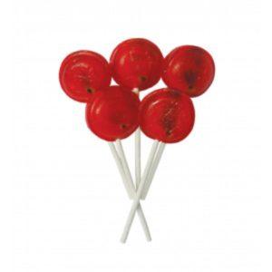 Traffic Light Joseph Dobson Mega Lollipop Retro Sweets