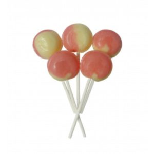 Marshmallow Joseph Dobson Mega Lollipop Retro Sweet