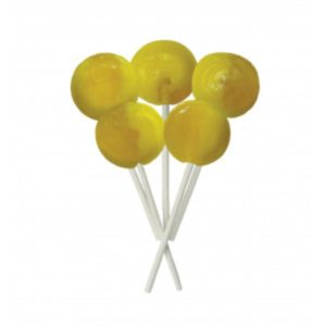 Pineapple Joseph Dobson Mega Lollipop Retro Sweet