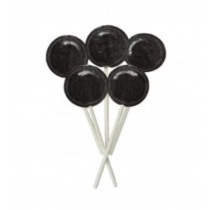 Blackcurrant Joseph Dobson Mega Lollipop Retro Sweet