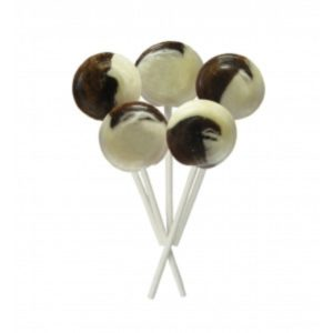 Chocolate Joseph Dobson Mega Lollipop Retro Sweets