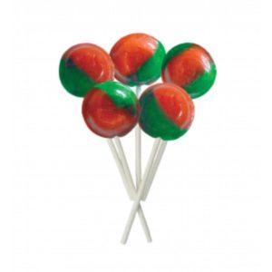 Spearmint Joseph Dobson Mega Lollipop Retro Sweets