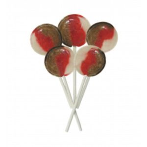 Cherry Cola Joseph Dobson Mega Lollipop Retro Sweet